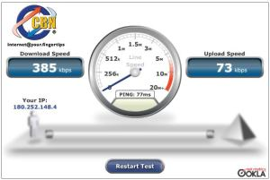 speedtest.cbn.net.id